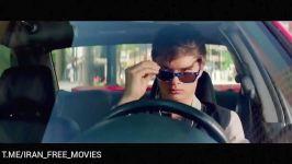 فیلمBaby Driver 2017 جزء ۲۵۰ فیلم برتر IMDB دانلود کیفیت HD TS