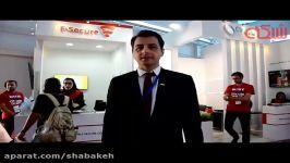 گفت وگو مدیرعامل شرکت سایسک در نمایشگاه الکامپ