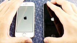 iPhone 5S iOS 10.3.3 vs iPhone 5S iOS 11 Public Beta 3
