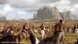 یکی هیجان انگیزترین صحنه های قسمت چهارم Game of Thro