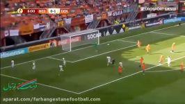 بانوان هلند 3 1 بانوان دانمارک فینال یورو 2017 بانوان