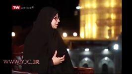 راز انگشتر درّ نجف شهید محسن حججی زبان همسرش