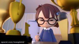 CGI Animated Short Film HD Spellbound Short Film by Ying Wu