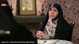 نیمه پنهان ماه  گفتگو همسر شهید حسین امینی امشی