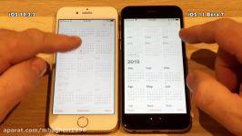 iPhone 6 Speed Test iOS 10.3.3 vs iOS 11 Beta 7 Public Beta 6 Build 15A5362a