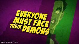 تریلر انیمیشن بتمن علیه دو چهره BATMAN VS. TWO FACE