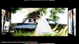 باغ عروس ماشین عروس نمایشگاه عروس وداماد