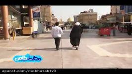 شعرخوانی سید حمیدرضا برقعی در نجف اشرف