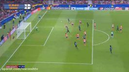 خلاصه بازی اتلتیکو مادرید1 چلسی2