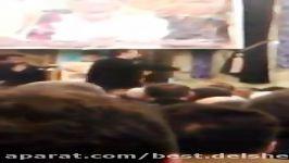 نوحه خوانی حاج محمود کریمی در مراسم حاج سلیم موذن زاده اردبیلی نوحه حضرت علی ا