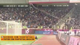 اعتراض شدید هواداران استقلال بعد بازی ذوب آهن  هفته هفتم لیگ برتر