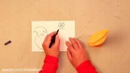 هنر دستی  کار دستی  کار دستی کودکان 7