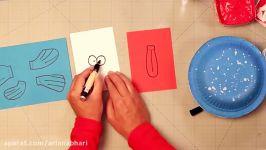 هنر دستی  کار دستی  کار دستی کودکان 11