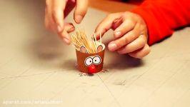 هنر دستی  کار دستی  کار دستی کودکان 15
