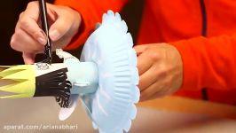 هنر دستی  کار دستی  کار دستی کودکان 17