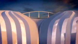 ورزشگاه فوق العاده زاها حدید قطر، میزبان جام جهانی 2022