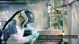 کاتالیست پنتا اکسید وانادیوم کارخانه های اسید سولفوریک