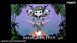 بازی Mini Militia یه بازی جذاب تیراندازی
