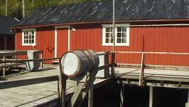 راهنمای سفر به Nusfjord مجمع الجزایر لوفوتن
