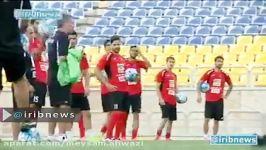 صحبت های برانکو مربی تیم پرسپولیس قبل بازی الهلال