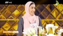 کیمیا علیزاده برترین ورزشکار زن درسال۹۵