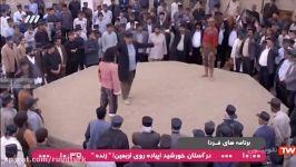 خیانت گنده لات تهرانی به گنده لات تبریزی در سریال عقیق