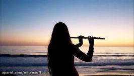 موسیقی آرامش بخش مدیتیشن صدای آب دریا فلوت