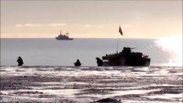 اخرین رزمایش روسیه در سال ۲۰۱۷ اخرین تجهیزات نظامی