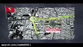مسیر پیاده روی اربعین تهران ... جا مانده گان پیاده روی اربعین کربلا