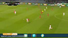 اولین گل سامان قدوس برای تیم ملی فوتبال ایران