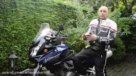 آموزش موتورسواری قسمت ۳ لباس موتورسواری