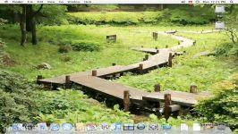 تدریس مک Mac درس 41 اشتراک گذاری پرینتر Printer sharing