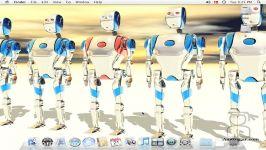تدریس مک Mac درس 46 اشتراک گذاری اینترنت