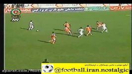 گلهای دیدار تیم ملی ایران سایپا دوستانه سال 87