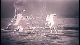 اولین فرود انسان روی ماه سال 1969