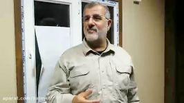 گزارش میدانی فرمانده نیروی زمینی سپاه ازمناطق زلزله زده