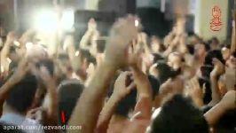 کربلایی مجید رضانژاد  شور  منِ مجنون منِ دلخون