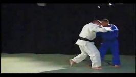 آموزش جودو توسط مایم سوین  5 دوره قهرمان جهان
