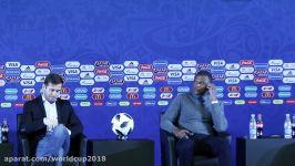 قرعه کشی جام جهانی 2018  گزارشی FanFest جام جهانی