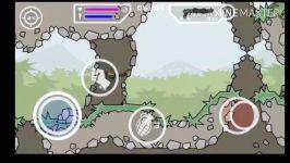 بازی آنلاین در مینی میلیتیا mini militia حتما ببینید