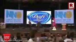 قسمت جدید اجرای حامد آهنگی در مورد معادل های فارسی کلمات انگلیسی انتقاد میکند