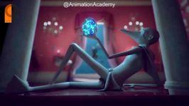انیمیشن جدید کوتاه MR BLUE FOOTED BOOBY