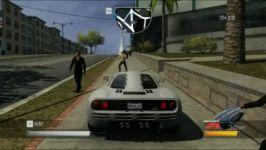 جا خالی دادن وحشتناک مردم در بازی Driver San Francisco 2011