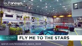 شمارش معکوس فضانوردان برای رفتن به ایستگاه بین المللی فضایی
