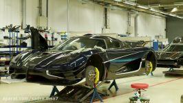 Koenigsegg Regera Under The Skin  INSIDE KOENIGSEGG
