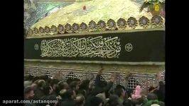 شعرخوانی سید حمیدرضا برقعی در وصف حضرت معصومهس