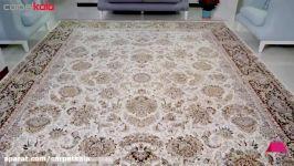 فرش 1200شانه قیطران طرح اختر