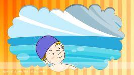 کلیپ آموزش زبان انگلیسی Can you swim Can you skate