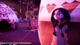فیلم کوتاه انیمیشن CGI Animated Short Film Wakan Short