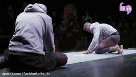 نمایش سفر به یک فلات چین خورده نمایش نمایش آکوایوم